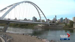 Walterdale Bridge's final price tag remains unknown