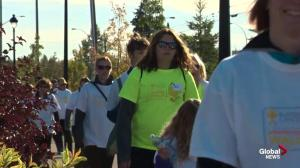 2018 Bladder Cancer Awareness Walk in Edmonton