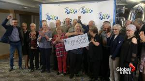 Brossard neighbours celebrate $50M jackpot win