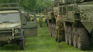 500 troops arrive in Prince Albert to battle wildfires