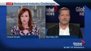 Minimum wage increases 'too much too fast' for restaurants: Restaurants Canada