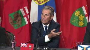 Premiers address concerns over federal government's marijuana excise tax proposal