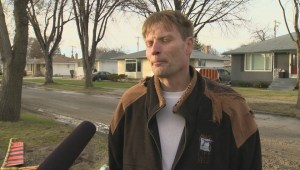 Dad speaks after getting daughters to safety during a house fire
