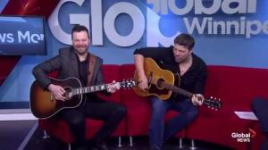 Doc Walker performs 'I'm Going to Make You Love Me'