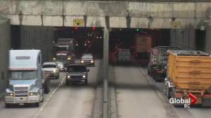 First responders feel the Massey Tunnel is unsafe