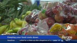 Tips to keep your food costs down
