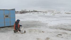Ice fishing and skating season likely over officials say