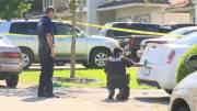 Play video: Fatal shooting in quiet Surrey neighbourhood