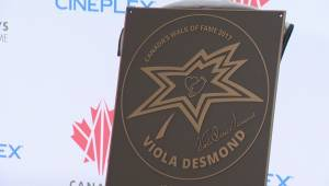 Viola Desmond receives star from Canada's Walk of Fame in Halifax