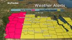 Saskatoon weather outlook: extreme heat advisory