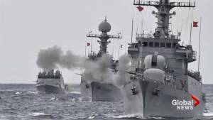 South Korea bolstering it's missile defence program as showdown with North continues