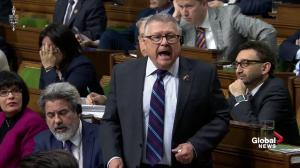 Goodale says they're unaware of any RCMP investigation on SNC-Lavalin interference