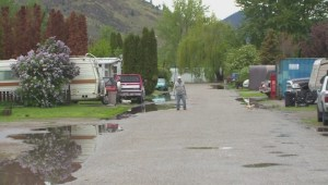 'I'm grieving for the fact we are losing our home'; seniors handed eviction notices at Penticton mobile home park