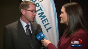 Edmonton election 2017: Tim Cartmell wins in Ward 9