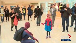 Researcher explores why SpiderMable's journey resonated with so many people