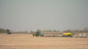 Near-record dry conditions in Sask. plaguing farmers
