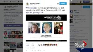 Social media spreading Amber Alerts more quickly than ever