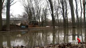 Rigaud residents brace for flooding