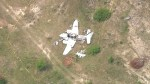 6 dead after plane crashes in Texas