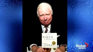 Roger Stone associate Jerome Corsi says he is in plea negotiations with Robert Mueller's office