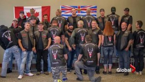 Soldiers of Odin in Vancouver