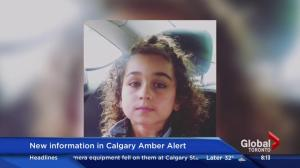 Calgary Amber Alert update: Man in custody, crews searching east of Chestermere