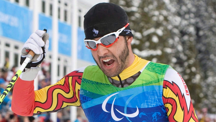 Lancaster's Adam Page goes for third Paralympic gold medal