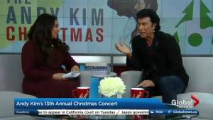 Andy Kim's 13th Annual Christmas Concert