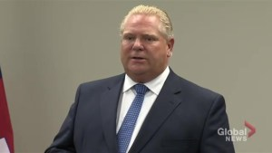 Doug Ford announces 6K new long-term care beds across Ontario