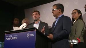 Québec Solidaire reveals immigration platform