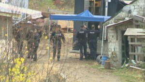 RCMP from across Southeast District called in to scour north Okanagan property