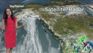 B.C. evening weather forecast: May 26