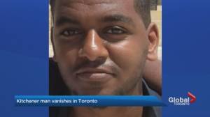 Family seeks answers as Kitchener man vanishes in Toronto