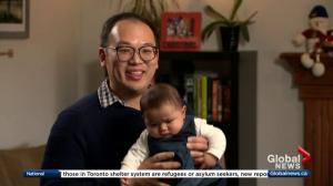 Calgary man shares 8-year, $250K-journey to fatherhood