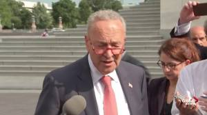 Chuck Schumer says Democrats worried about war with Iran