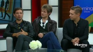 Hanson talk their success in music for the last 25 years