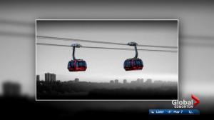Gondola over the North Saskatchewan river wins the Edmonton Project contest
