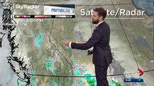 Edmonton weather forecast: Nov. 2