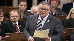 ARCHIVE: Liberal Ralph Goodale says Conservatives 'pocketed the cash' meant for veterans