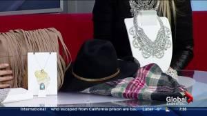 Accessories to complete a wardrobe