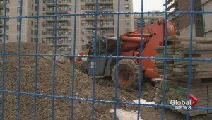 Excessive noise levels from construction has building tenants turning to city for answers