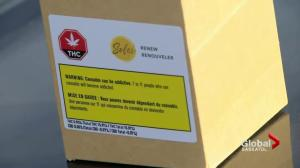Recreational cannabis packaging strictly regulated