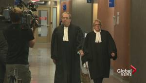 Richard Henry Bain: Sentencing hearing underway