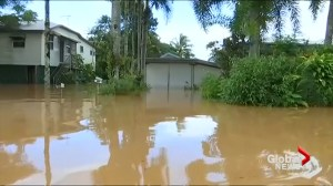 Massive floods hit Australia's Queensland
