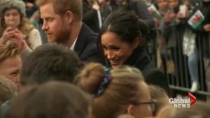 'Anyone could be a terrorist' for U.K. police at royal wedding