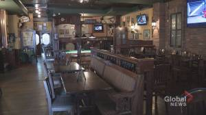 Possible closure or sale on menu at some Calgary restaurants and pubs (02:10)