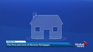 Money 123: Weighing the costs and benefits of reverse mortgages