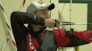 Brad Fulsang on coaching archery at Invictus Games