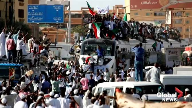 U.S. calls for 'independent and credible' investigation into Sudan crackdown