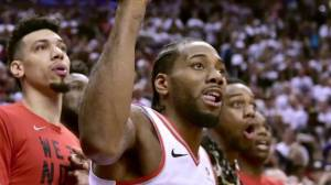 Toronto Raptors win series with Kawhi Leonard's historic shot